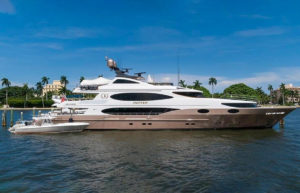 Latest in the brokerage fleet: Hunter, Tyr sell; H, Revelry listed