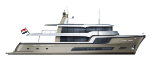 New order in for Van der Valk explorer yacht