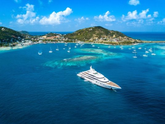 St. Vincent reopens for yachts, guests