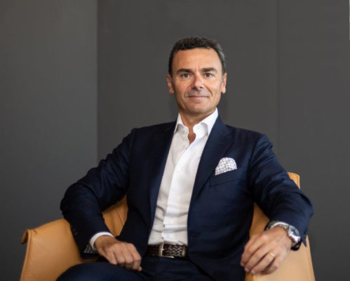 Benetti names new CEO