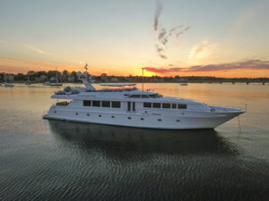 Latest news in the charter fleet: Savannah joins NJ