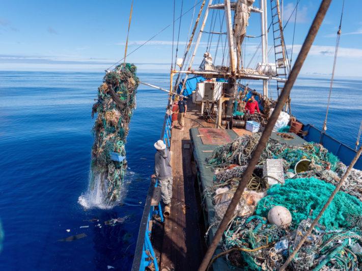 Ocean plastic removal program gets grant