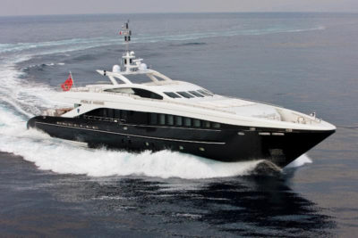 Latest in the brokerage fleet: Tugatsu sold; Perle Noire listed