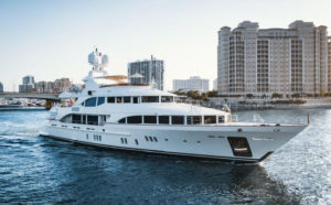 Latest news in the charter fleet: Alegria with Bluewater