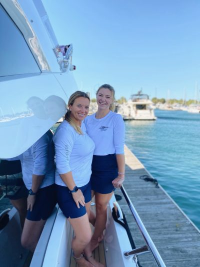 Girl power: Back-to-back river trips leave their mark