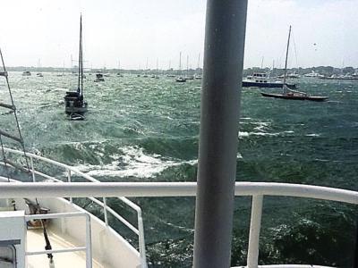 Triton Survey: Yacht insurance and hurricanes