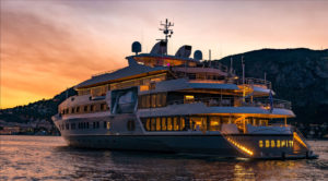 Latest news in the fleet: Tatii sold; Serenity listed; W in charter