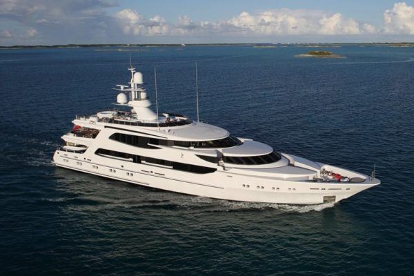Latest in the brokerage fleet: Lazy Z sells; Alysee listed