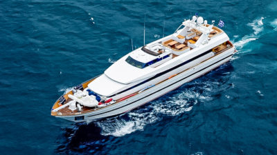News in the fleet: Whispers listed; Bella joins CNI charter