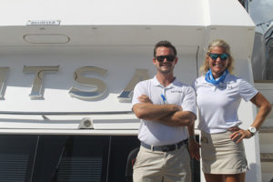 FLIBS20: Crew smile for sunny Day 2