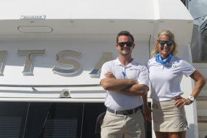 FLIBS20: Crew smile for sunny Day 2