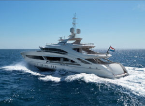 News in the fleet: New 50m Heesen sold; Il Gattopardo listed