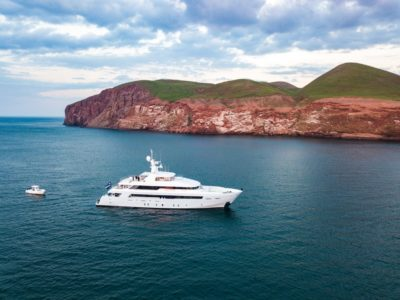 Canadian Maritimes offer secluded cruising