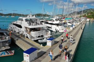 Industry update offered at USVI charter show