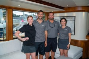 USVI20: Crew win at USVI show