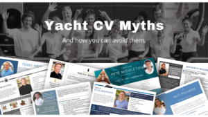 Busting yachting CV myths