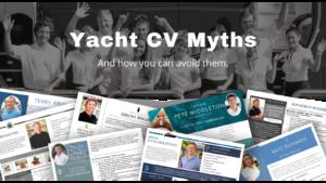 Busting yachting CV myths