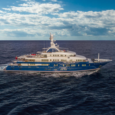 Latest news in the fleet: Bella Vita sold; Watercolours listed; Turquoise joins FGI