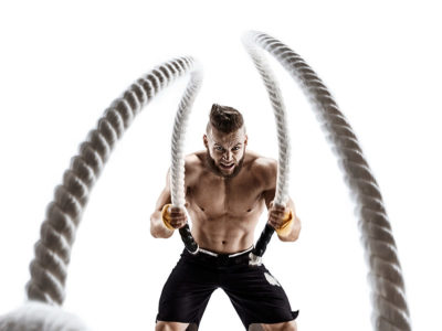 Take a hard line on total-body fitness with this heavy-duty rope workout