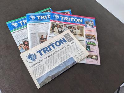 Triton founders leave a legacy of hard work, heartfelt service