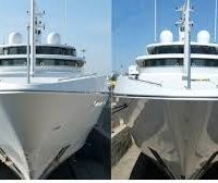 The Ultimate Protection For Your Vessel. Paint, Gelcoat, Teak, Glass, All fabrics, Stainless Steel..